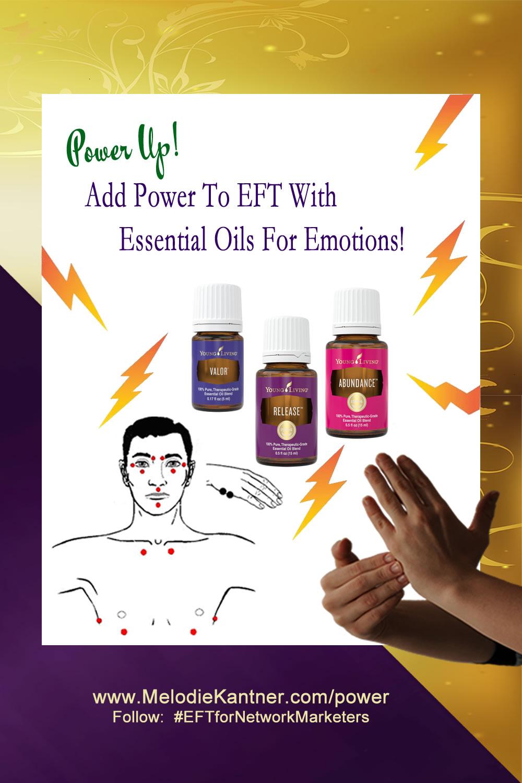 Essential Oils and EFT
