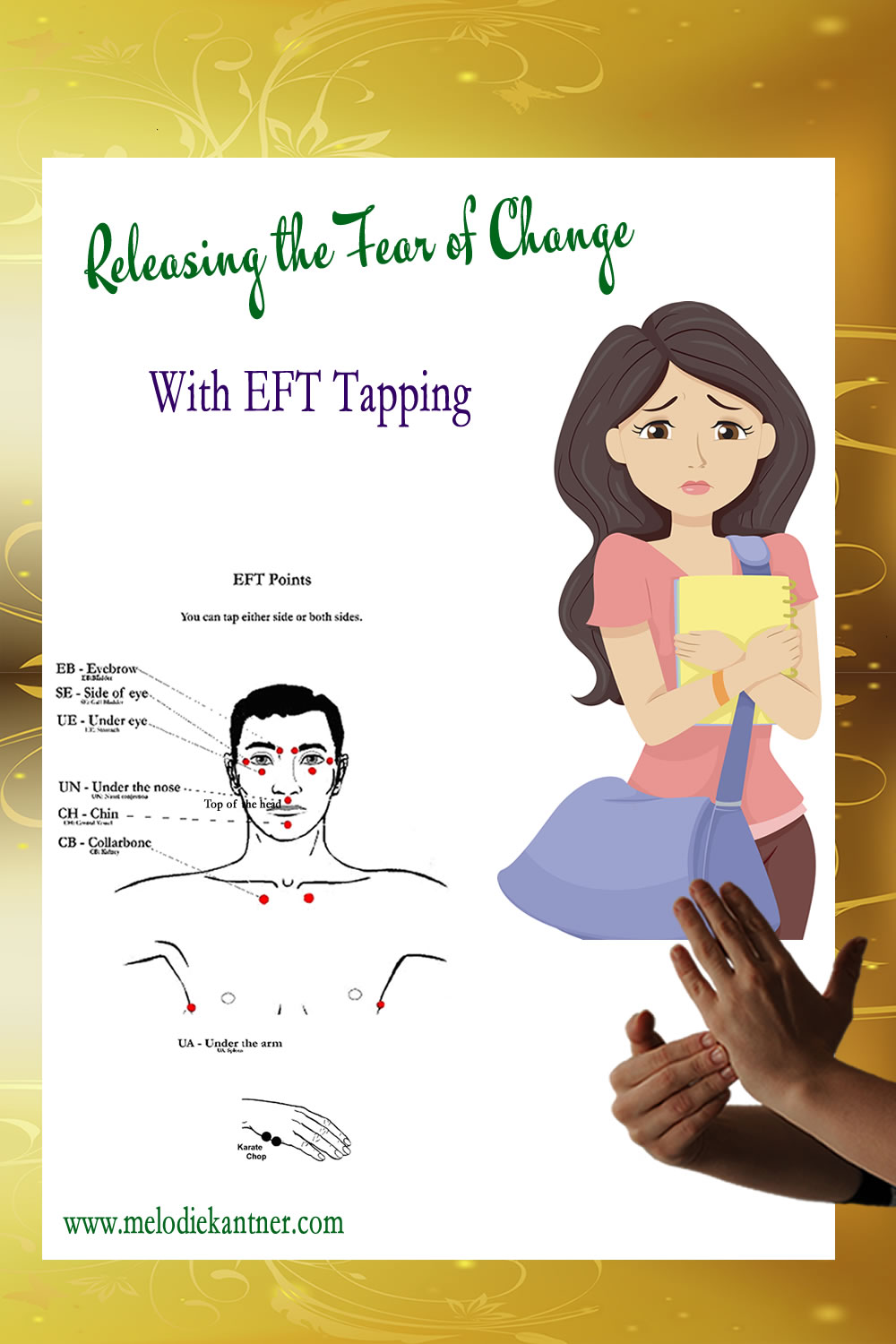EFT - Release Fear of Change